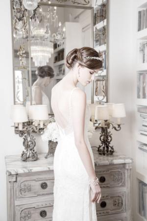 Vintage Charm Jane Yeh Design Award Winning Wedding