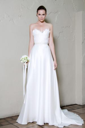 Designer vintage evening gowns