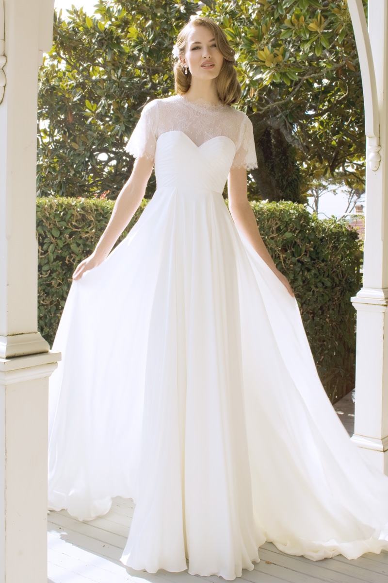 Le Jardin Vert – Jane Yeh Design – Award-winning Wedding Dress ...
