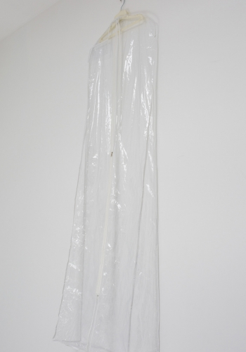 Clear Gown Bag (Large)