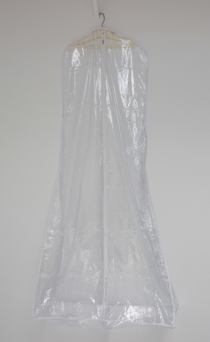 Clear Gown Bag (XXL)